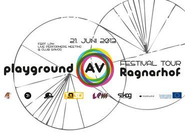 Image for: LPM 2013 Wien | Playground AV Festival