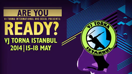 Image for: LPM 2014 Istanbul | Vj Torna International