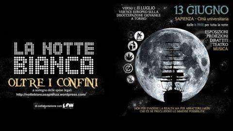Image for: LPM 2014 Rome | Notte Bianca della Sapienza