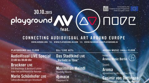 Image for: Playground AV Sessions 2015 | LPM 2015 > 2018