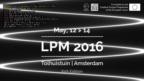 Image for: LPM 2016 Amsterdam   LPM 2015 > 2018