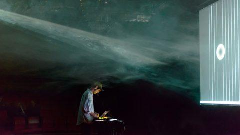 Image for: Spatial sound and lights using Reaktor, Arena, DMX Workshop